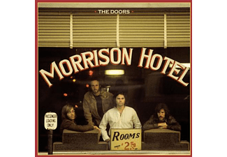 The Doors - MORRISON HOTEL (50TH ANNIVERSARY DELUXE ED./+CD)  - (LP + Bonus-CD)