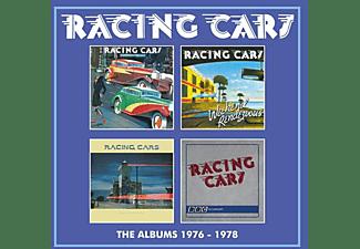 Racing Cars - ALBUMS 1976-1978  - (CD)
