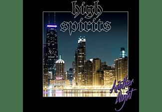 High Spirits - ANOTHER NIGHT (LIMITED BLACK VINYL)  - (Vinyl)