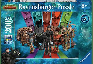 RAVENSBURGER Die Drachenreiter von Berk Puzzle Mehrfarbig