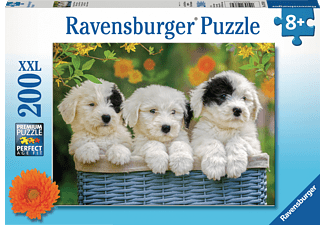 RAVENSBURGER Kuschelige Welpen Puzzle Mehrfarbig