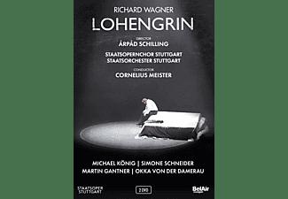 König/Schneider/Meister/StaatsorchesterStuttgart/+ - LOHENGRIN  - (DVD)