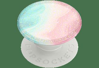 POPSOCKETS Phone Grip & Stand, Austauschbar - Glitter Peach Shores