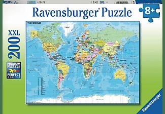 RAVENSBURGER Die Welt Puzzle Mehrfarbig