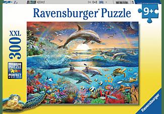 RAVENSBURGER Delfinparadies Puzzle Mehrfarbig