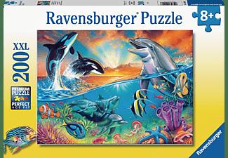 RAVENSBURGER Ozeanbewohner Puzzle Mehrfarbig