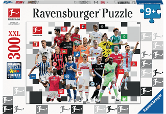 RAVENSBURGER Bundesliga Saison 2020/2021 Puzzle Mehrfarbig