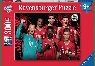 RAVENSBURGER FC Bayern Saison 2020/21 Puzzle Mehrfarbig