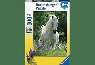 RAVENSBURGER Weiße Stute Puzzle Mehrfarbig
