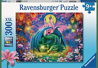 RAVENSBURGER Mystischer Drachenwald Puzzle Mehrfarbig