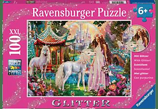 RAVENSBURGER Im Reich der Blütenkönigin Puzzle Mehrfarbig