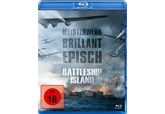 BATTLESHIP ISLAND Blu-ray