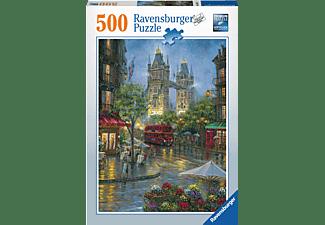 RAVENSBURGER Malerisches London Puzzle Mehrfarbig