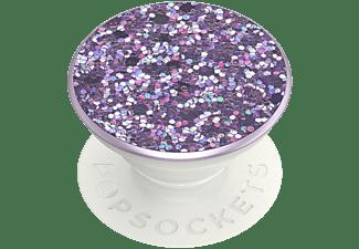 POPSOCKETS Phone Grip & Stand, Austauschbar - Sparkle Lavender Purple