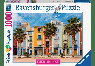 RAVENSBURGER Mediterranean Spain Puzzle Mehrfarbig