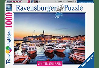 RAVENSBURGER Mediterranean Croatia Puzzle Mehrfarbig