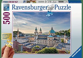 RAVENSBURGER Salzburg / Österreich Puzzle Mehrfarbig