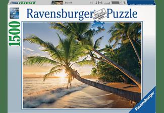 RAVENSBURGER Strandgeheimnis Puzzle Mehrfarbig