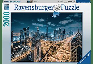 RAVENSBURGER Sicht auf Dubai Puzzle Mehrfarbig