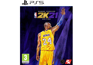 PS5 - NBA 2K21 : Mamba Forever Edition /F
