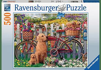 RAVENSBURGER Ausflug ins Grüne Puzzle Mehrfarbig