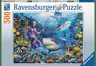RAVENSBURGER Herrscher der Meere Puzzle Mehrfarbig