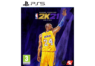 PS5 - NBA 2K21: Mamba Forever Edition /D