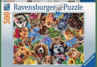 RAVENSBURGER Unsere Lieblinge Puzzle Mehrfarbig