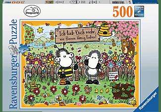 RAVENSBURGER Bienenliebe Puzzle Mehrfarbig