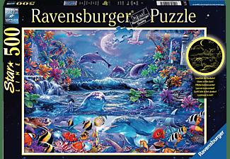 RAVENSBURGER Im Zauber des Mondlichts Puzzle Mehrfarbig