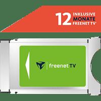 FREENET TV freenet TV CI+ Modul für DVB-T2 HD inklusive 12 Monate freenet TV Modul