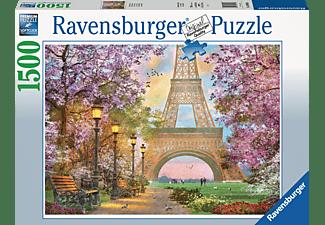 RAVENSBURGER Verliebt in Paris Puzzle Mehrfarbig