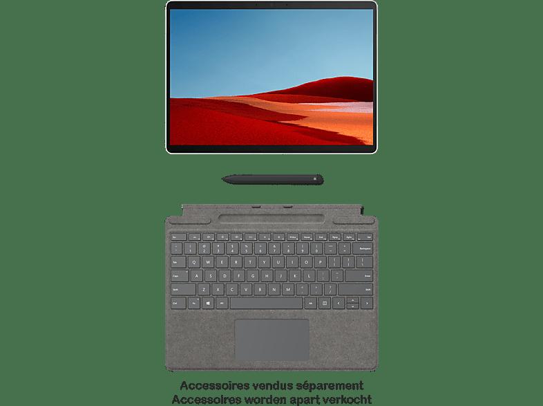 MICROSOFT Surface Pro X Microsoft SQ2 256 GB 16 GB RAM LTE 4G Platinum (1WT-00003)
