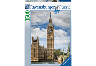 RAVENSBURGER Findus am Big Ben Puzzle Mehrfarbig