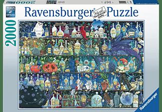 RAVENSBURGER Der Giftschrank Puzzle Mehrfarbig