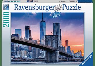 RAVENSBURGER Von Brooklyn nach Manhatten Puzzle Mehrfarbig