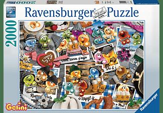 RAVENSBURGER Gelini auf dem Oktoberfest Puzzle Mehrfarbig