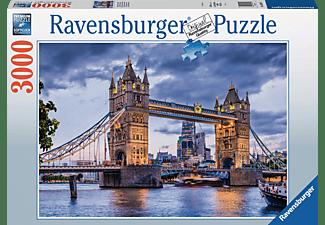 RAVENSBURGER London, du schöne Stadt Puzzle Mehrfarbig