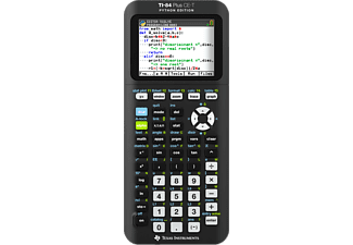 TEXAS INSTRUMENTS TI-84 Plus CE-T Python Edition (I/E) - Calculatrice graphique