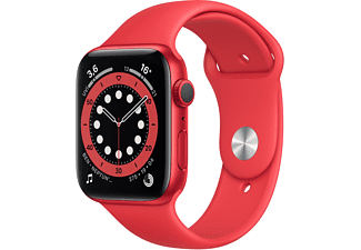 APPLE Watch Series 6 GPS 44mm Aluminium Case Sport Band...