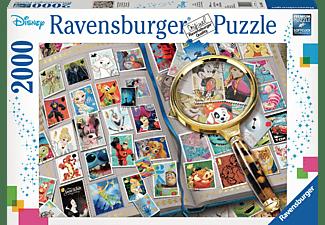 RAVENSBURGER Meine liebsten Briefmarken Puzzle Mehrfarbig