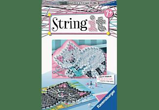 RAVENSBURGER String it Mini: Cats Pinspielzeug Mehrfarbig