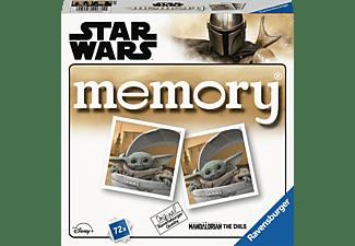 RAVENSBURGER STAR WARS The Mandalorian memory® Kinderspiel Mehrfarbig