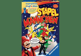 RAVENSBURGER Stapelmännchen Kinderspiel Mehrfarbig