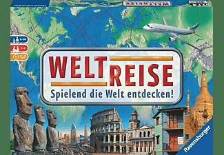 RAVENSBURGER Weltreise Gesellschaftsspiel Mehrfarbig