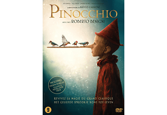 Pinocchio (Live Action) - DVD