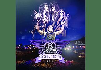Aerosmith - ROCKS DONINGTON 2014(+DVD+COLOUR LP/+DVD/LTD)  - (Vinyl)