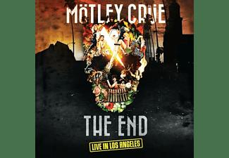Mötley Crüe - The End - Live In Los Angeles  - (Vinyl)