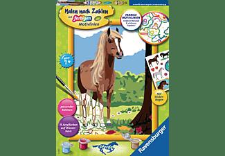 RAVENSBURGER Pferdeglück Malset Mehrfarbig