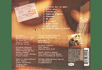 Ludovico Einaudi - Diario Mali  - (CD)